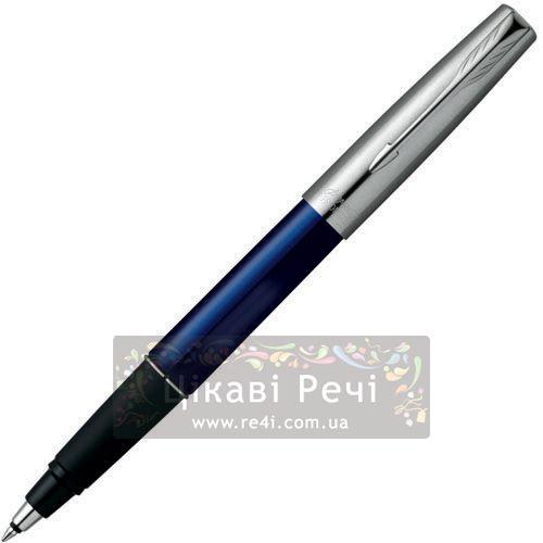 Ручка-роллер Parker Frontier Translucent Blue, фото
