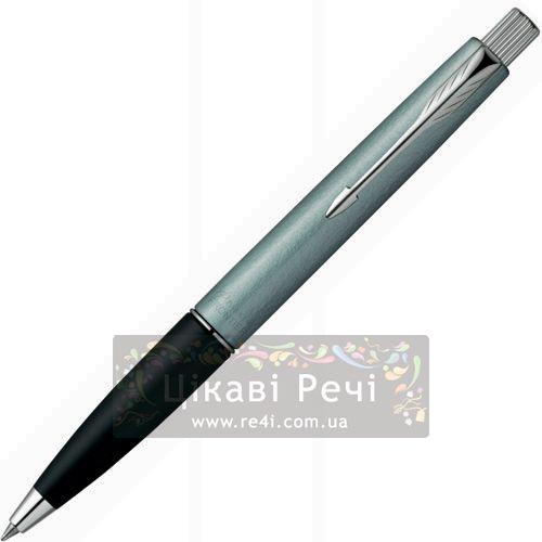 Шариковая ручка Parker Frontier Luna Blue CT, фото
