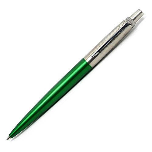 Шариковая ручка Parker Jotter 125 Years Laque Green, фото