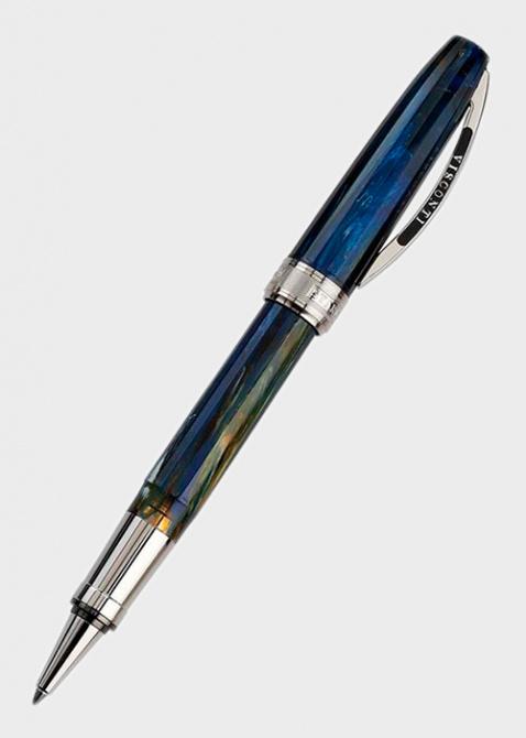 Ручка-роллер Van Gogh Starry Night с фрагментом картины Звездная ночь, фото