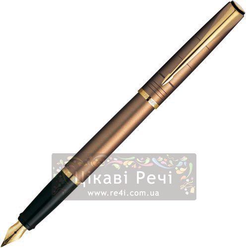 Перьевая ручка Parker Latitude Shimmery Copper GT, фото