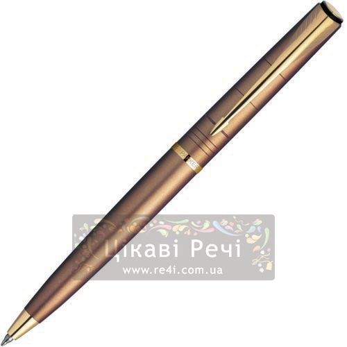 Шариковая ручка Parker Latitude Shimmery Copper GT, фото