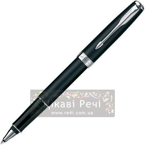 Ручка-роллер Parker Sonnet 08 Matte Black CT, фото