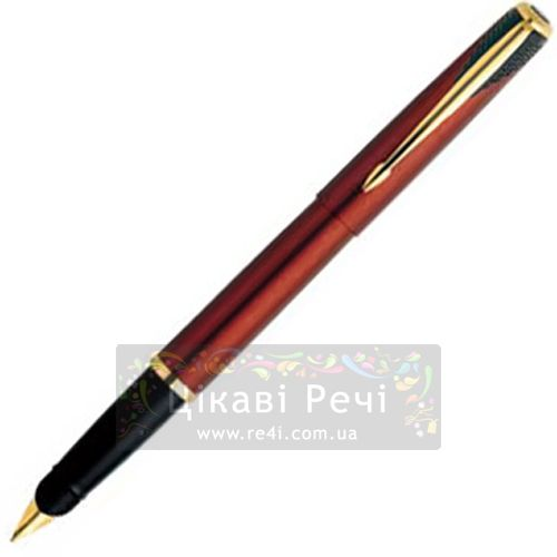 Перьевая ручка Parker Inflection Fire Red, фото