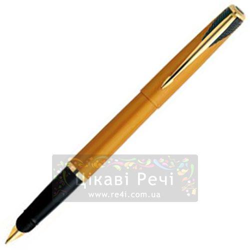 Перьевая ручка Parker Inflection Sun Yellow, фото