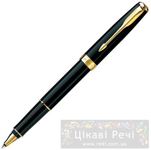 Ручка-роллер Parker Sonnet 08 Laque Black, фото