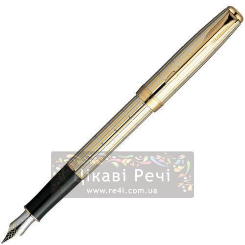 Перьевая ручка Parker Sonnet 04 Vermeil SS GT, фото