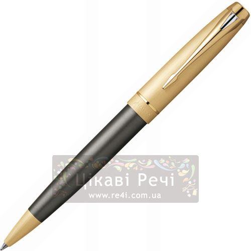 Шариковая ручка Parker Parker 100 Grey-Bronze GT, фото