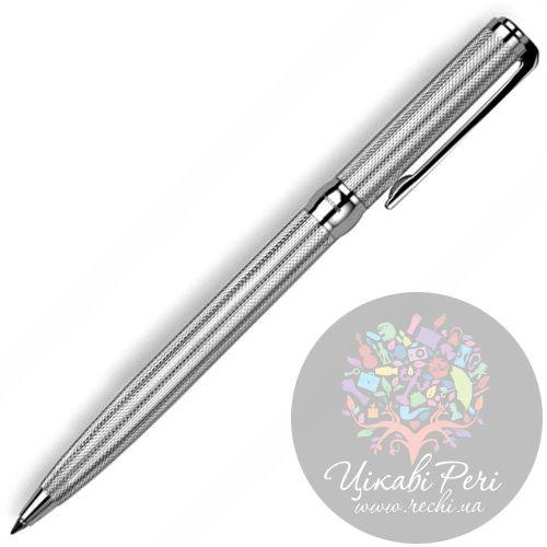 Серебрянная шариковая ручка Ника Классик 9306.0.9.02, фото