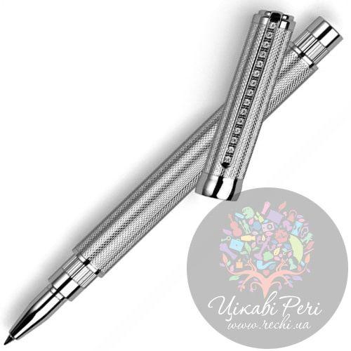 Серебрянная ручка-роллер Ника Персона 9307.2.9.01, фото