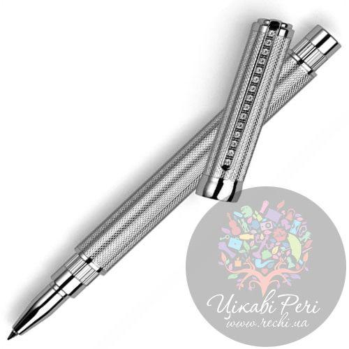 Серебрянная ручка-роллер Ника Персона 9307.2.98.01, фото