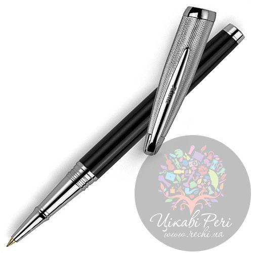 Серебрянная ручка-роллер Ника Эстетик 9309.0.9.BL.01, фото