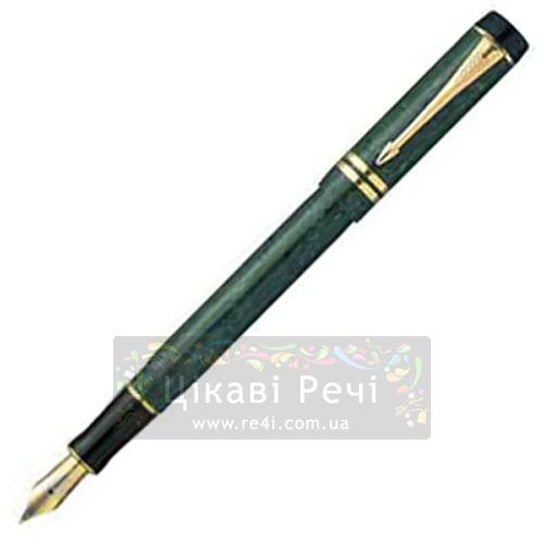 Перьевая ручка Parker Duofold Jade Green, фото