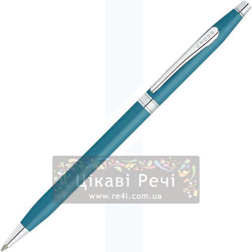 Шариковая ручка Cross Century Oxygen Blue, фото