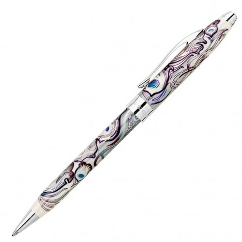 Шариковая ручка Cross Century II  Masquerade Raven Black, фото
