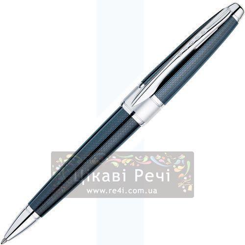 Шариковая ручка Cross Apogee Frosty Steel Blue, фото
