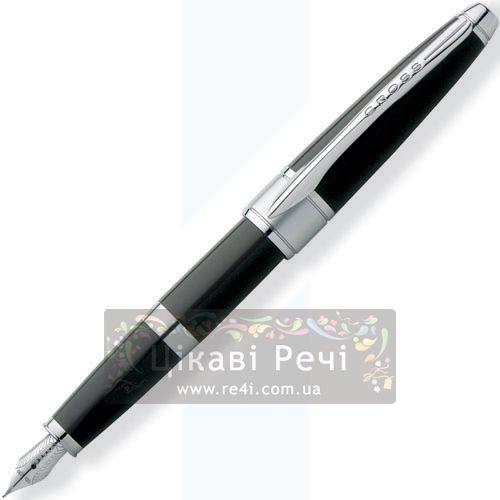 Перьевая ручка Cross Apogee Black RT, фото