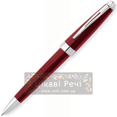 Шариковая ручка Cross Aventura Red, фото