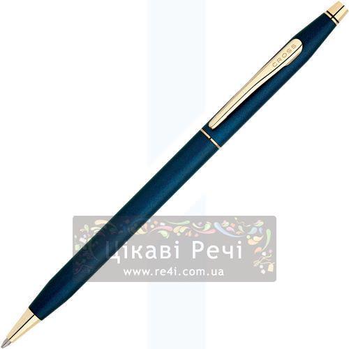 Шариковая ручка Cross Century Satin Blue, фото