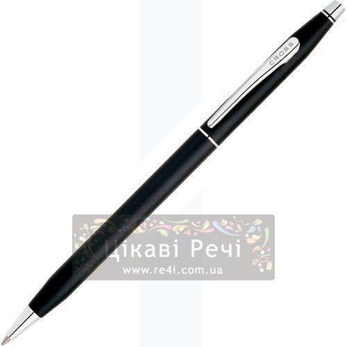 Шариковая ручка Cross Century Classic Black CT, фото