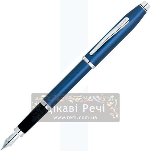 Перьевая ручка Cross Century II Royal Blue CT, фото