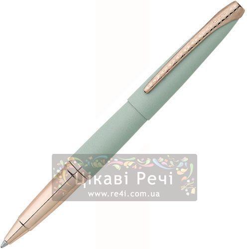 Ручка-роллер Cross Atx Maltese Jade Green, фото