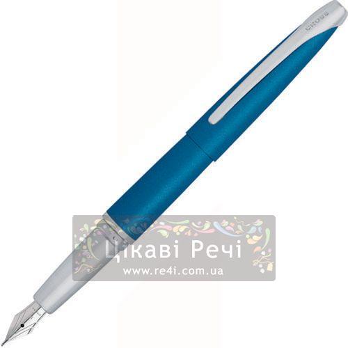 Перьевая ручка Cross Atx Oceano Blue, фото