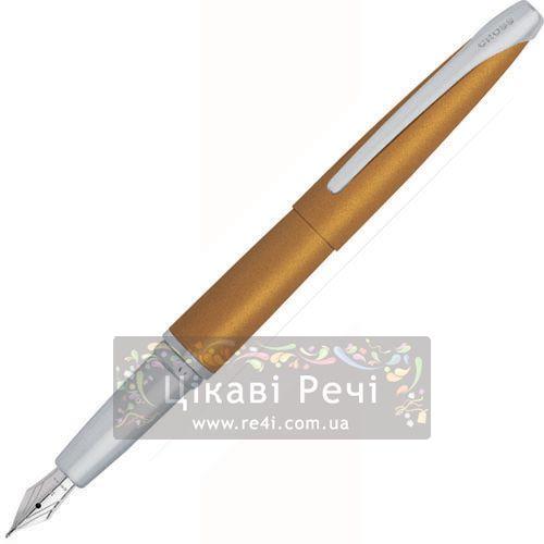 Перьевая ручка Cross Atx Papaya Gold, фото