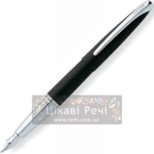 Перьевая ручка Cross Atx Basalt Black, фото