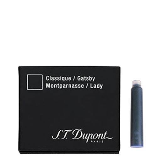 Сменный катридж S.T. Dupont синего цвета, фото