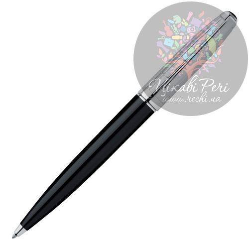Шариковая ручка - карандаш S.T. Dupont Olympio Duotone Black PP, фото