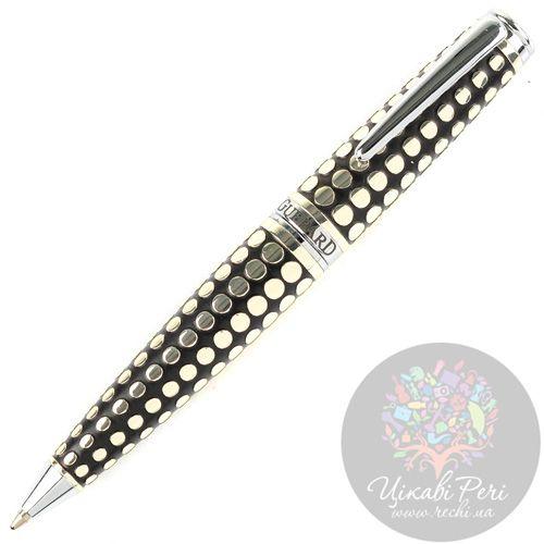 Шариковая карманная ручка Guepard с необычным интересным рельефным корпусом, фото