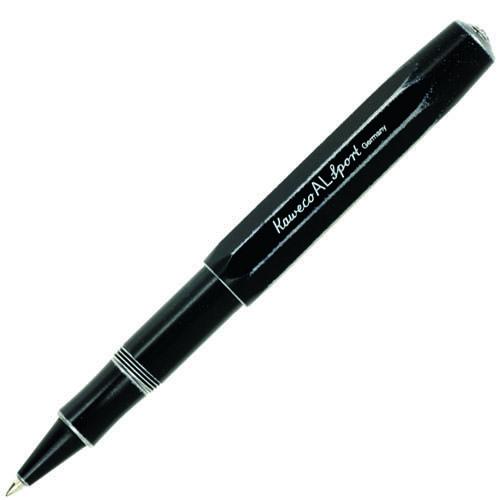 Ручка роллер Kaweco Stone с корпусом черного цвета, фото