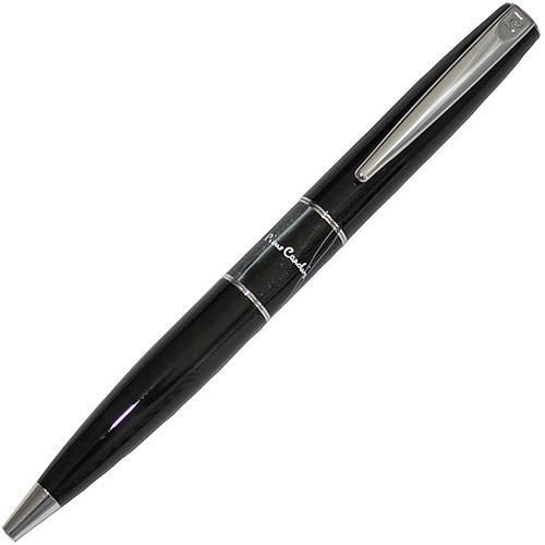 Ручка шариковая Libra Pierre Cardin черного цвета, фото