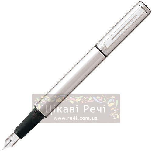 Перьевая ручка Sheaffer Award Brushed Chrome NT, фото