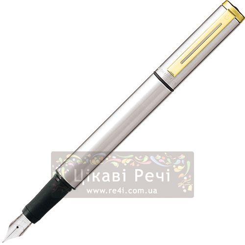 Перьевая ручка Sheaffer Award Brushed Chrome GT, фото