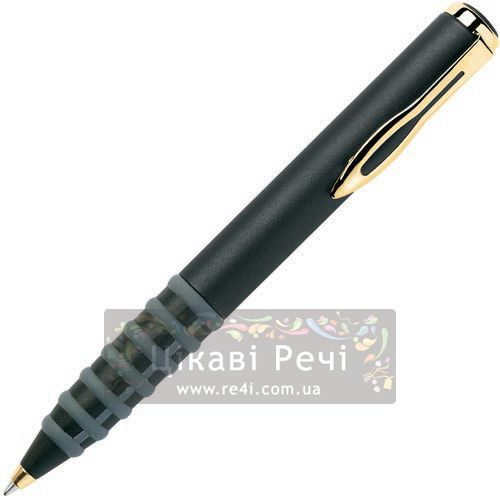Ручка-роллер Sheaffer Circle Grip Black GT, фото