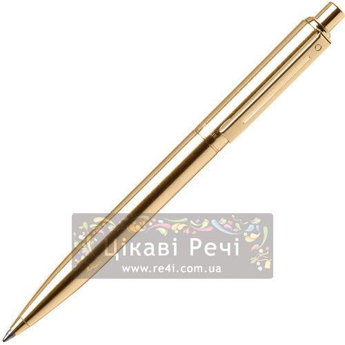 Шариковая ручка Sheaffer Sentinel Brushed Gold GT, фото