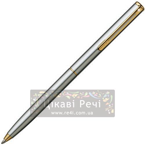Шариковая ручка Sheaffer Agio Brushed Chrome GT, фото