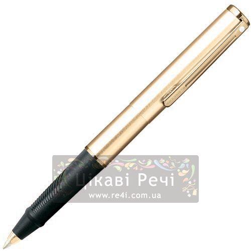 Шариковая ручка Sheaffer Agio Compact Brushed Gold Plated GT, фото