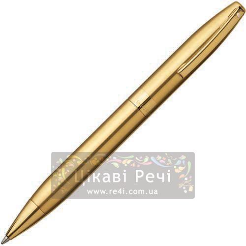 Шариковая ручка Sheaffer Legacy Brush Gold Plated GT, фото