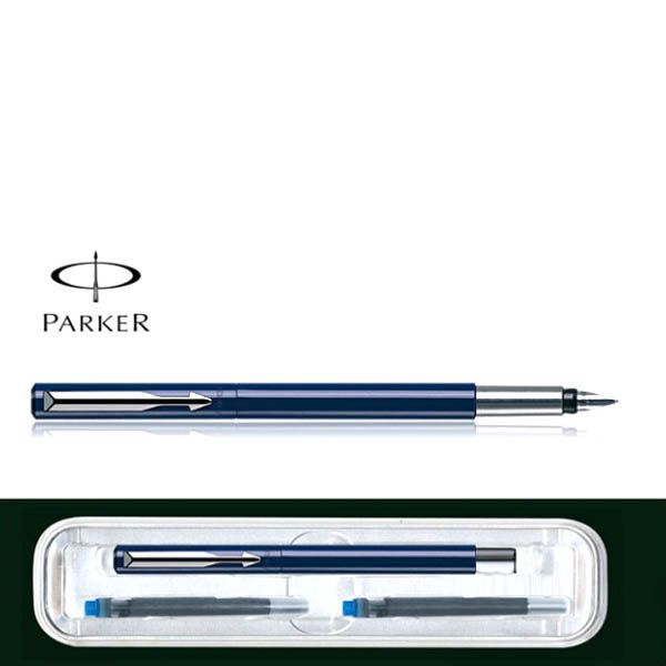 Перьевая ручка Parker VECTOR Standart New Blue