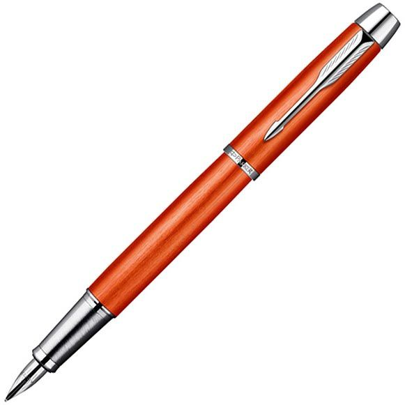 Перьевая ручка Parker IM Premium Big Red