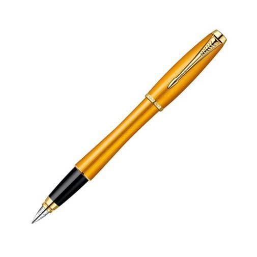 Перьевая ручка Parker URBAN Premium Mandarin Yellow