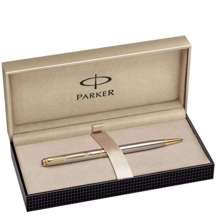 Шариковая ручка Parker Sonnet 08 Slim SS GT