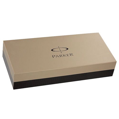 Шариковая ручка Parker Sonnet 08 Chiselled Dark Grey Lacquer GT