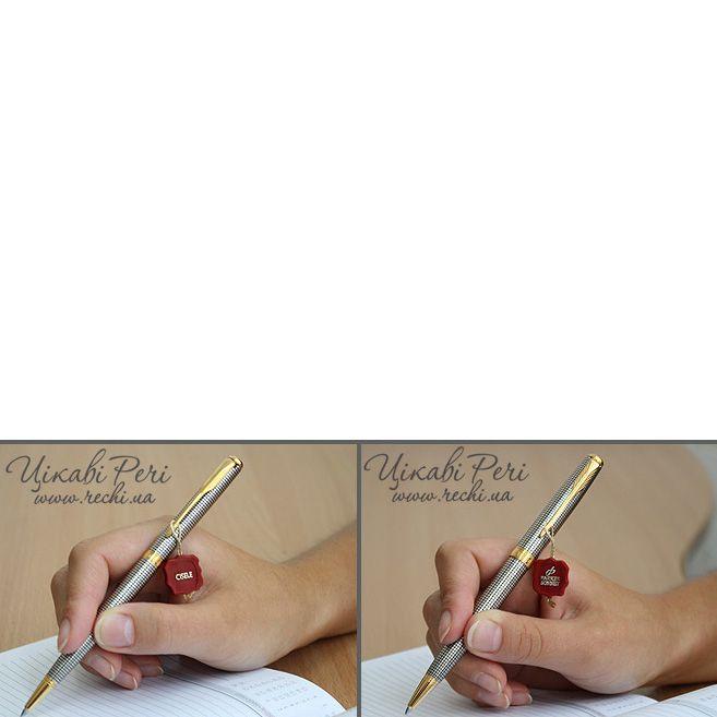 Серебряная шариковая ручка Parker Sonnet 08 Slim SS Cisele