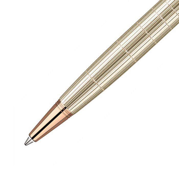 Серебряная шариковая ручка Parker Sonnet 08 Sterling Silver PGT 2013