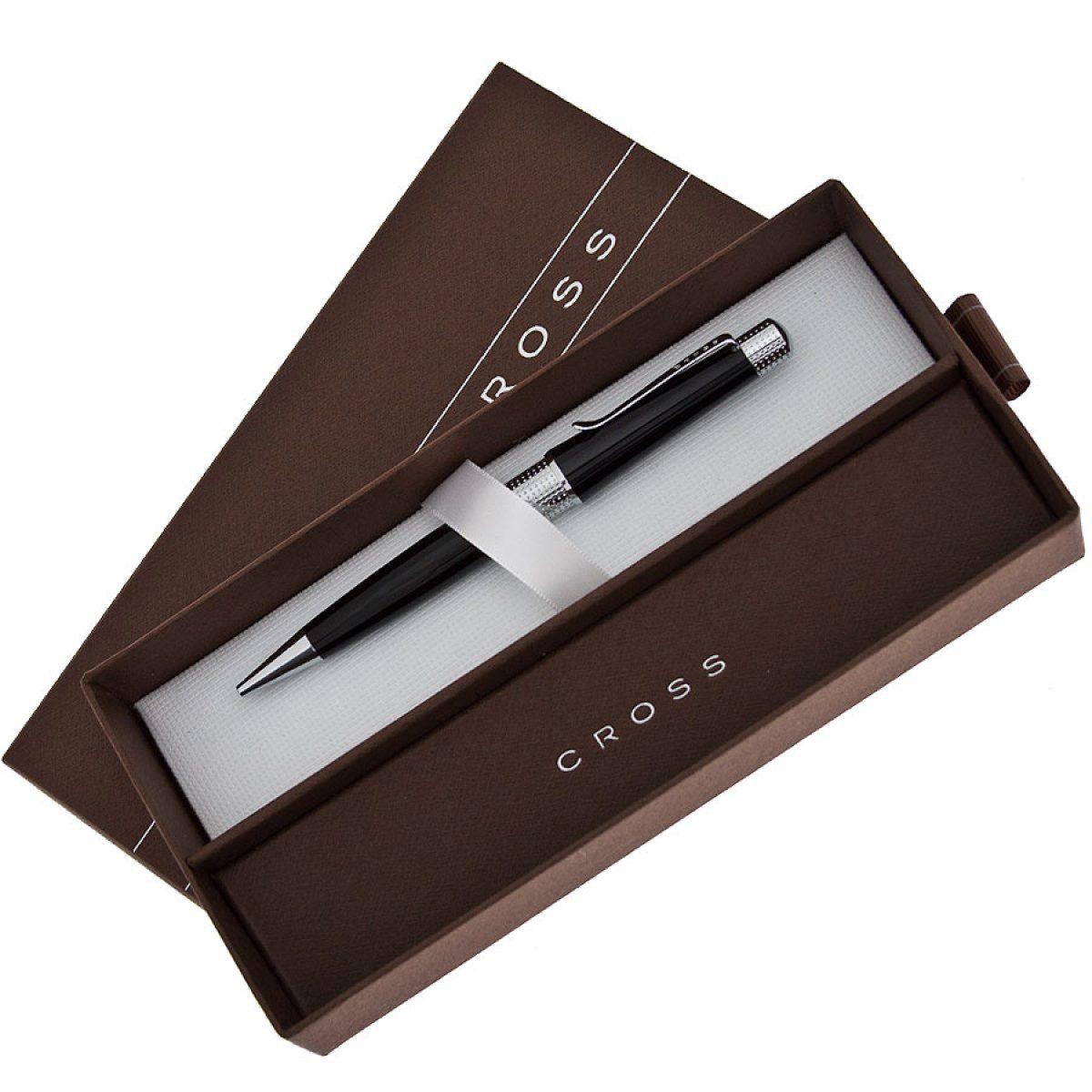 Шариковая ручка Cross Beverly Lacquer Black