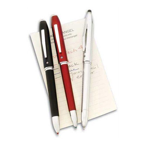 Многофункциональная ручка Cross Tech 4 Smooth Touch Black